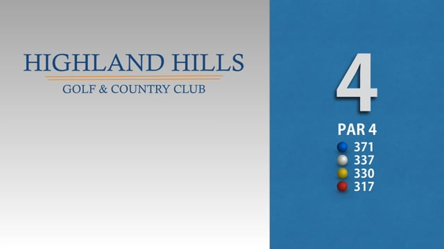 HIGHLAND HILLS 4