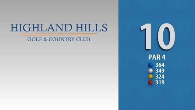 HIGHLAND HILLS 10