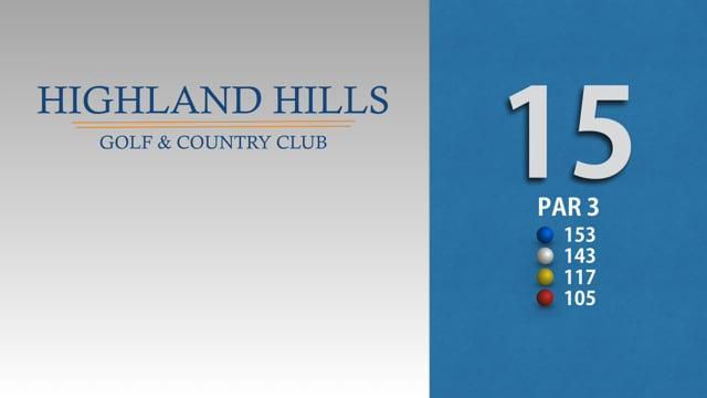 HIGHLAND HILLS 15
