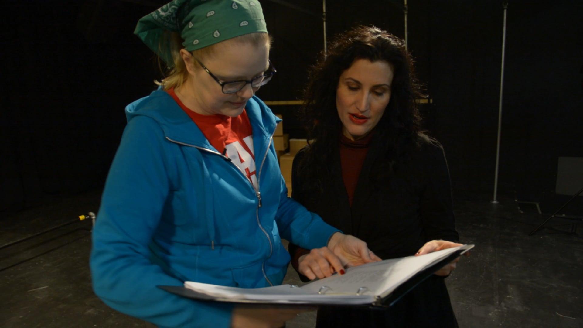Sneak peek at 'Lady Macbeth and Her Pal Megan'