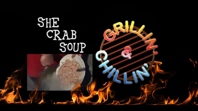 She Crab Soup from the Charleston Crab House