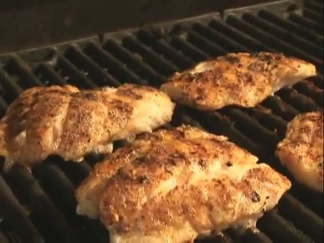 Chef Jim's South Of The Border Grouper