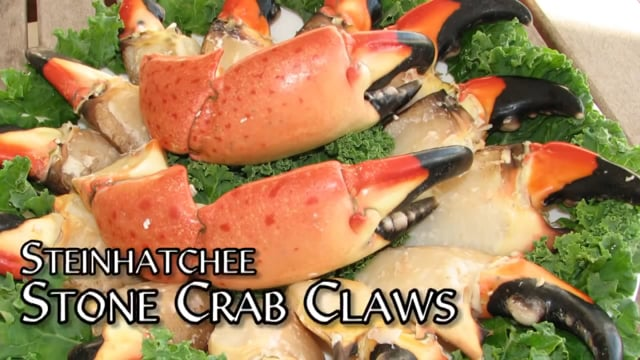 Chef Jim's Stone Crab Claws