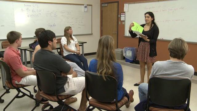 Latin American and Iberian Studies: Práctica Oral