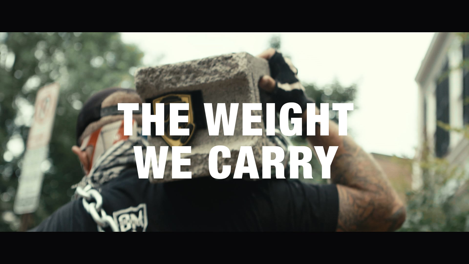 """Earl Granville - """"The Weight We Carry"""""""