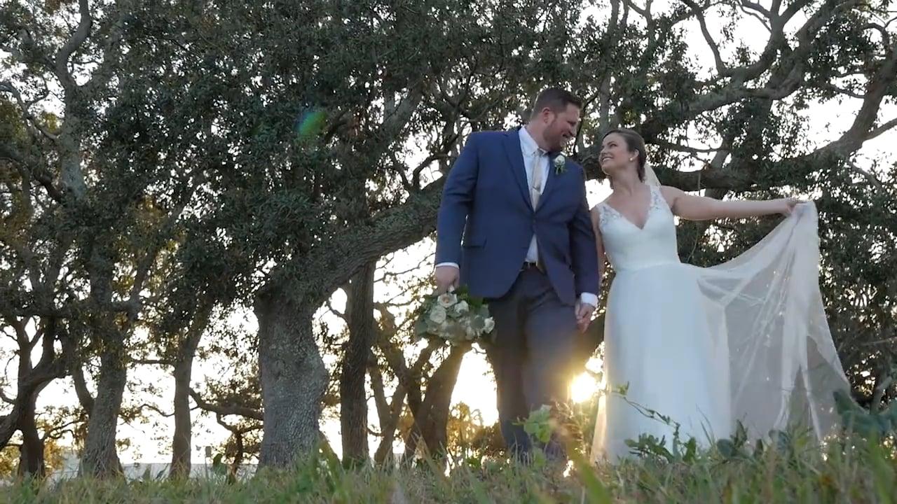 Casey and Laura Wedding Highlight