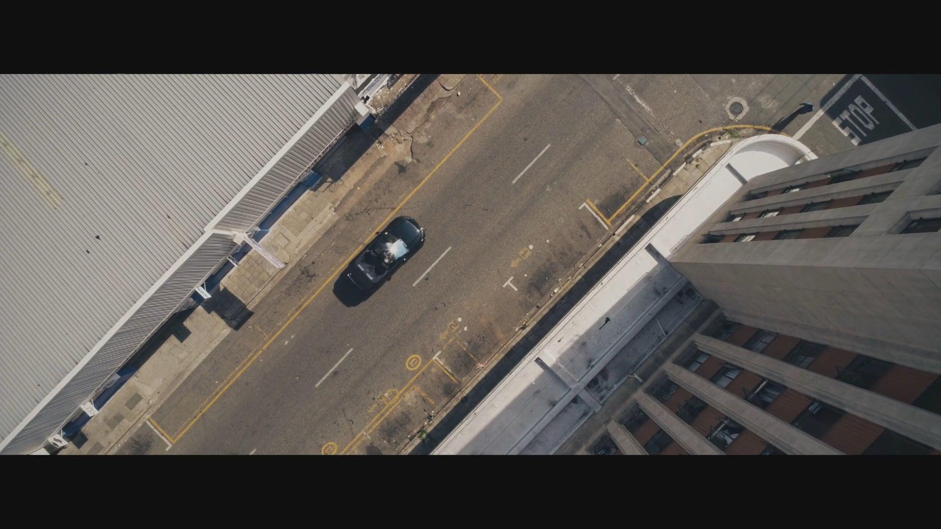 City Evoquation with Tumi Voster & Range Rover Evoque