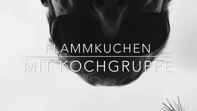 Projekt Kochgruppe