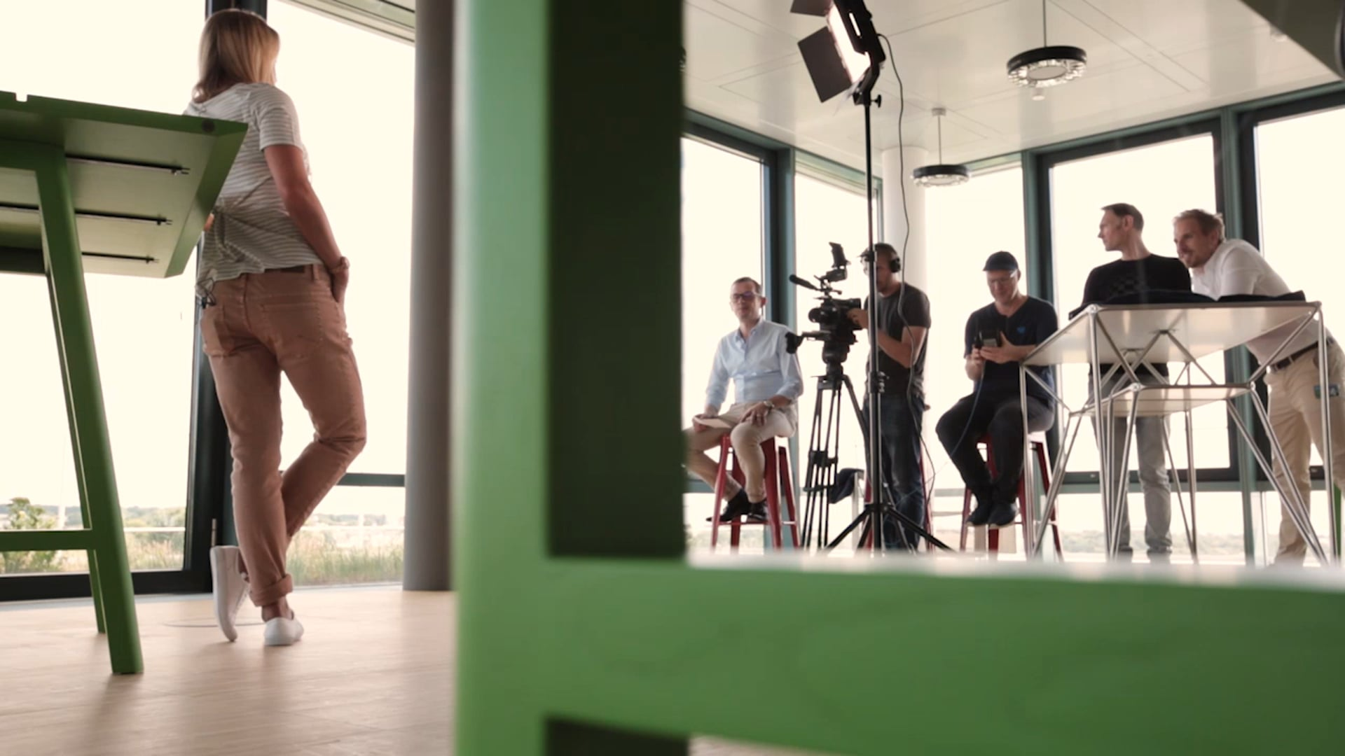 Accenture- Making of