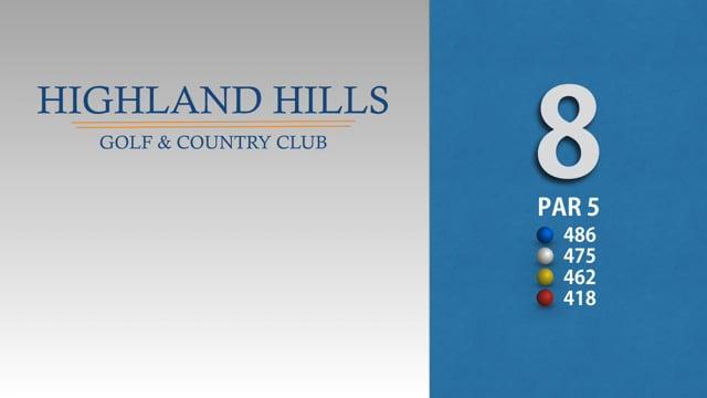 HIGHLAND HILLS 8