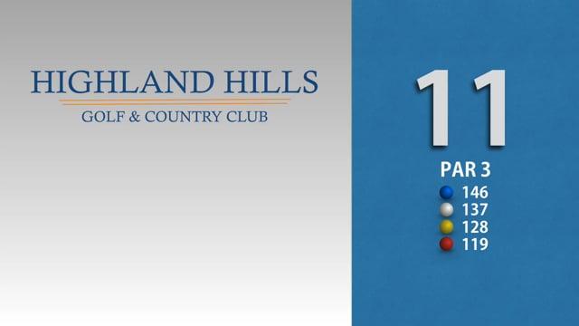 HIGHLAND HILLS 11