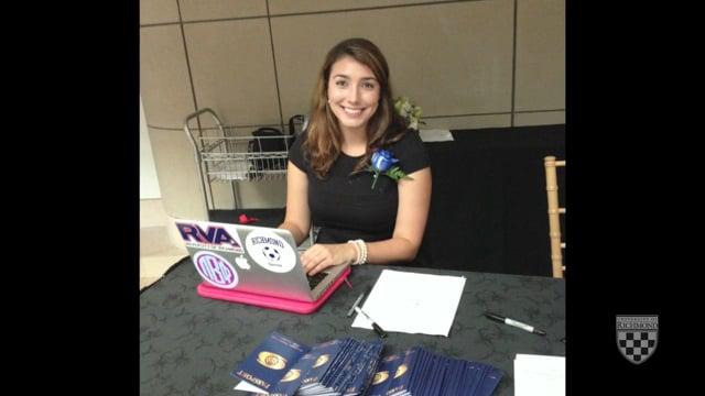 UR Summer Fellowship: Taylor Ruoff