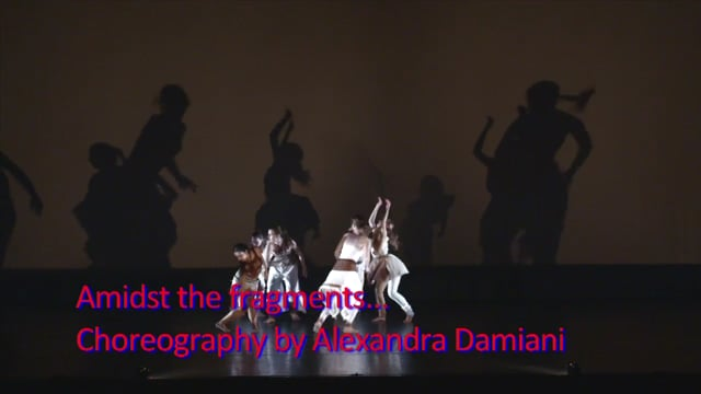 University Dancers- Highlights from Shifting Ground