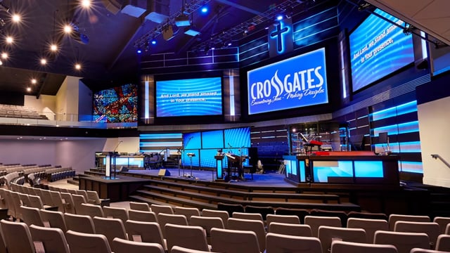 Crossgates Church - Brandon, MS