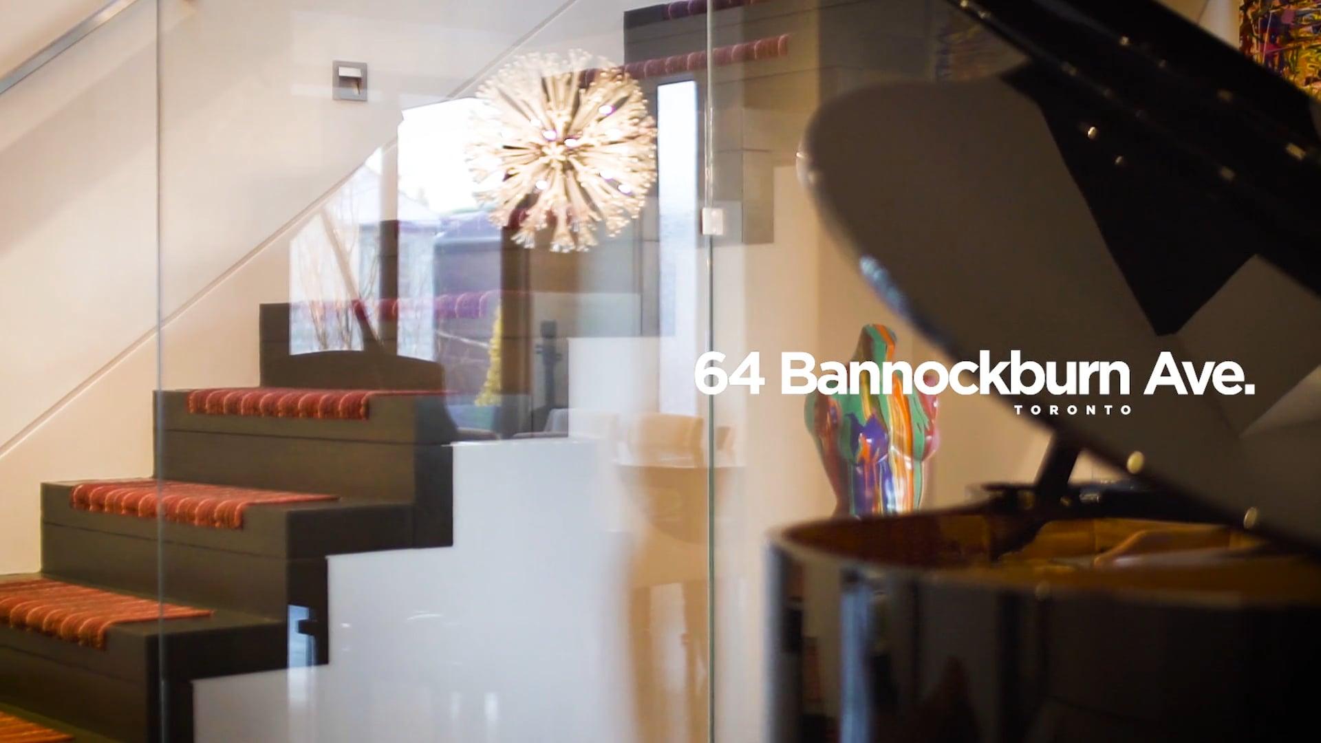64 Bannockburn Ave