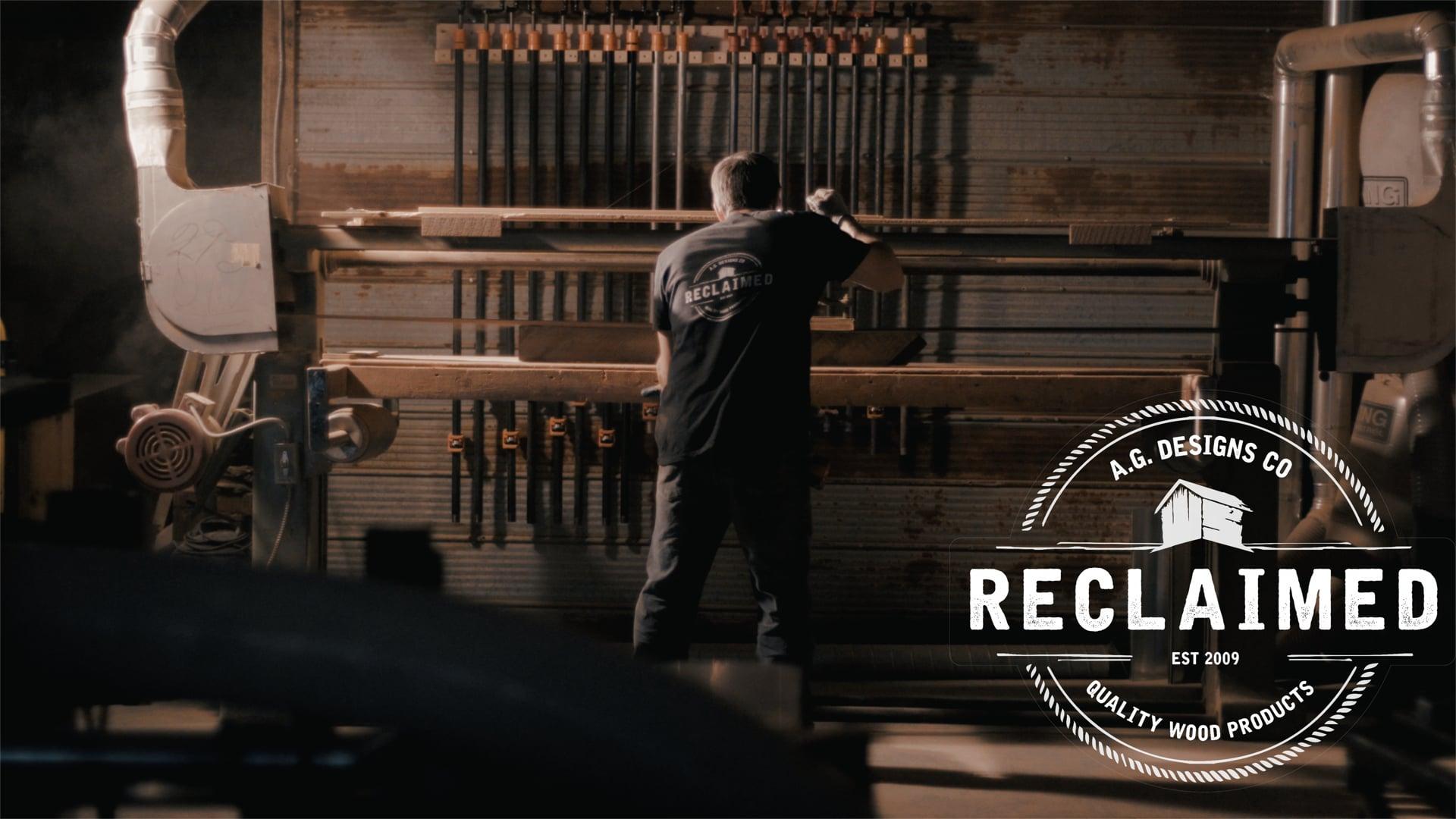 A.G. Designs CO (Short Documentary)