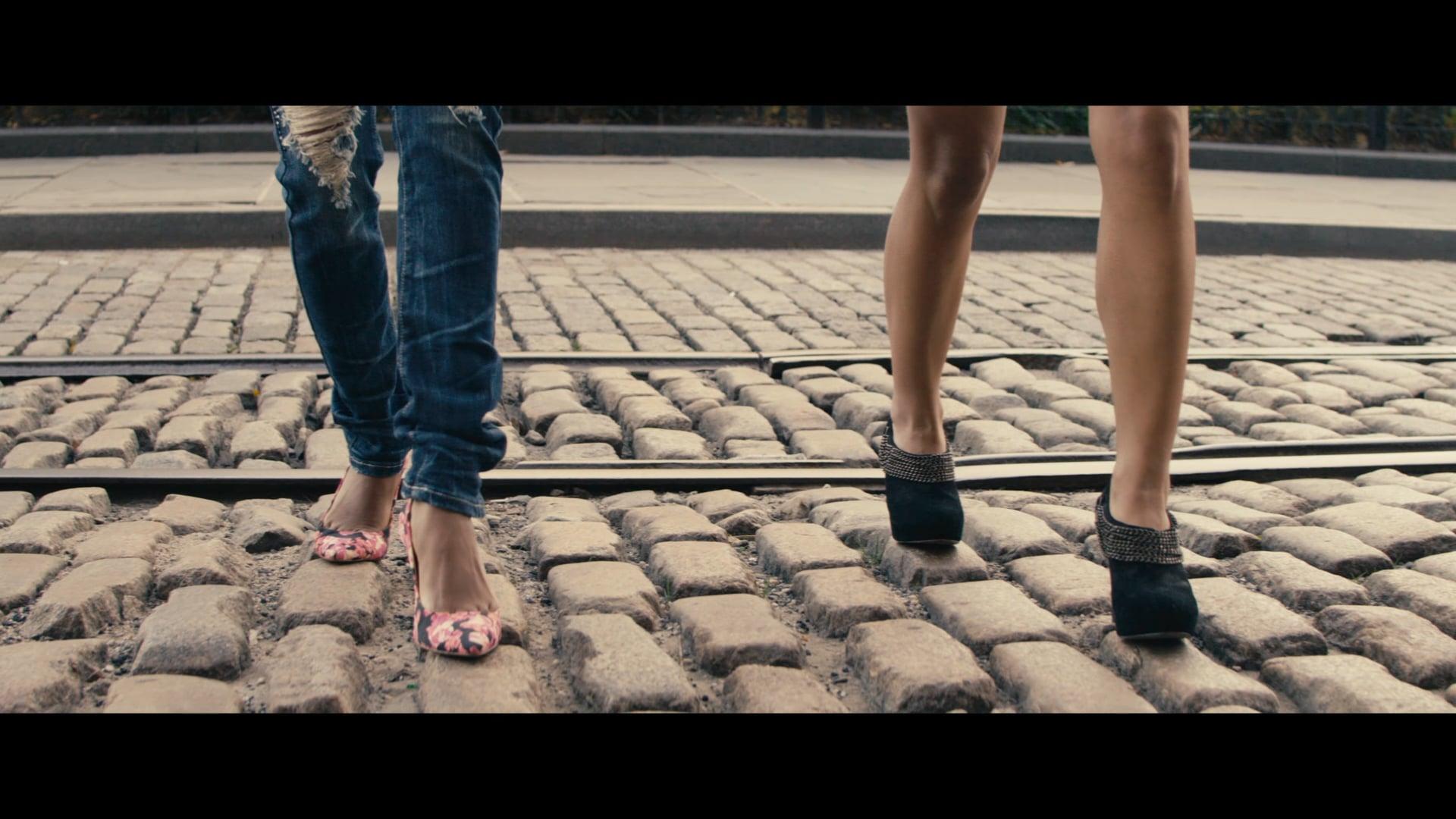 New York City- Heels