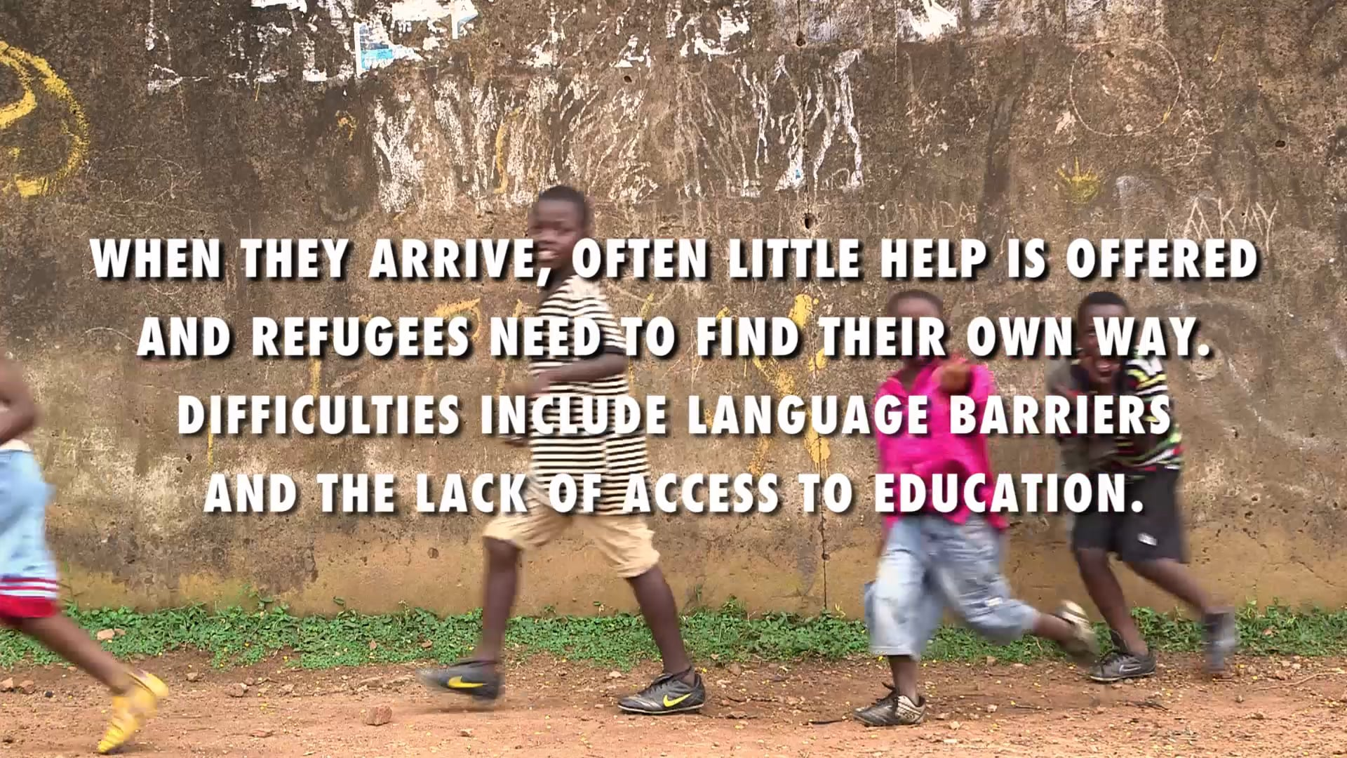 Uganda. Soccer without Borders