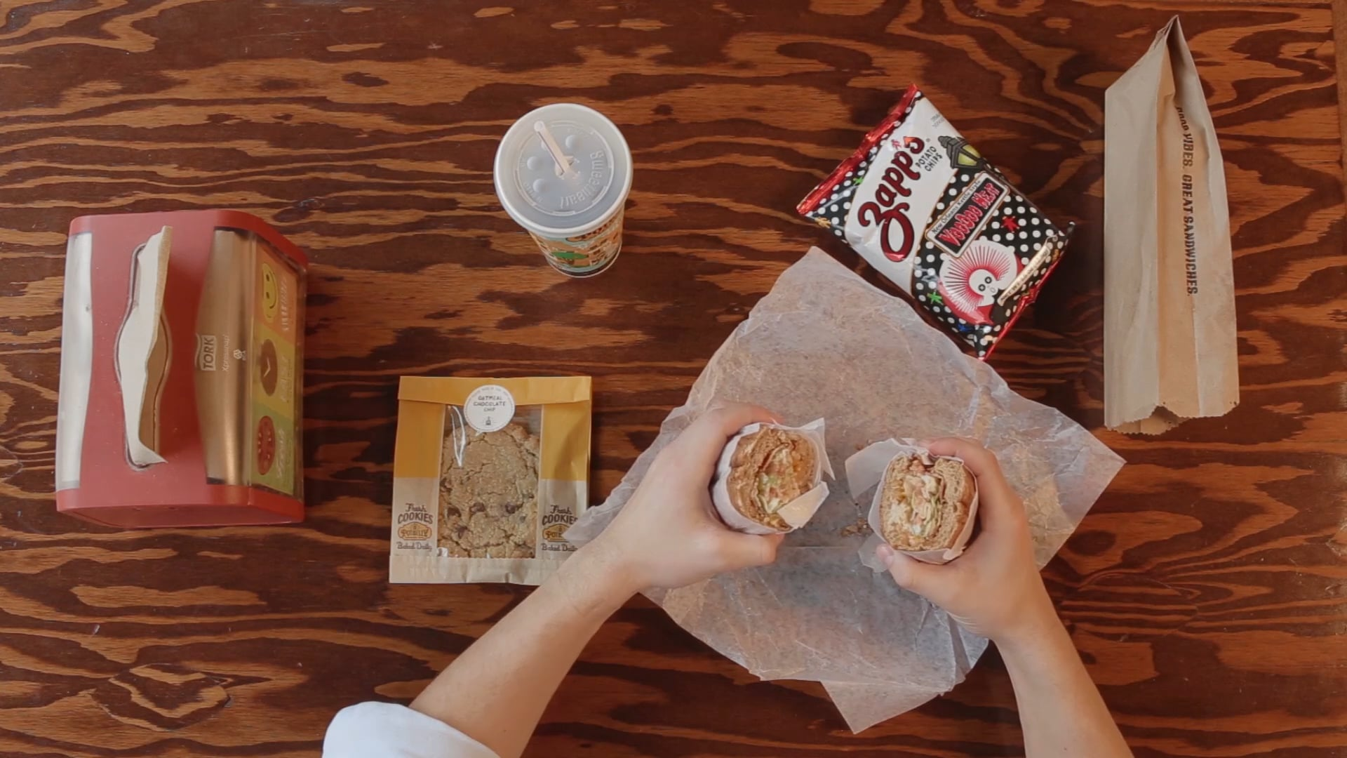 Potbelly Sandwich Works   Turkey Club