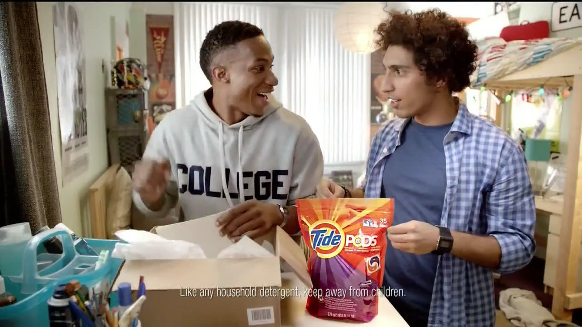 Comedy - Tide Pods Commercial
