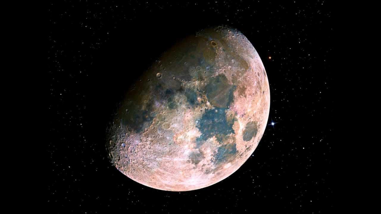 Σελήνη - Διαστημική Βάση