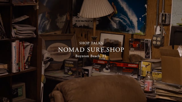 Shop Talks | Nomad Surf Shop
