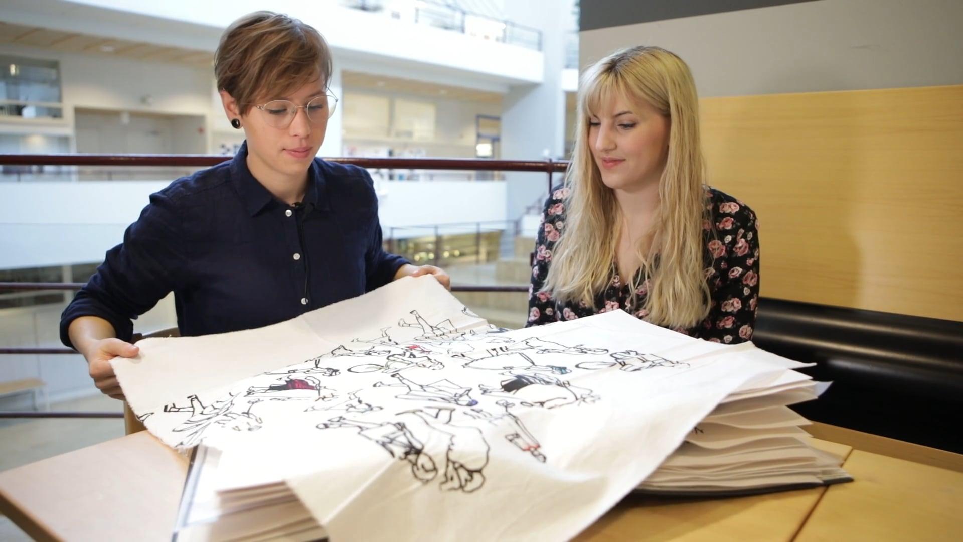 Film: Textilutbildningar