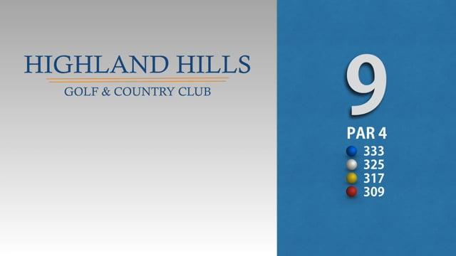 HIGHLAND HILLS 9