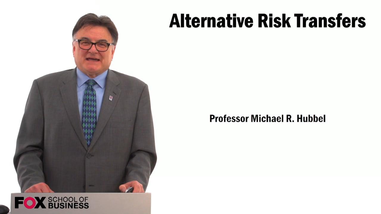59482Alternative Risk Transfers