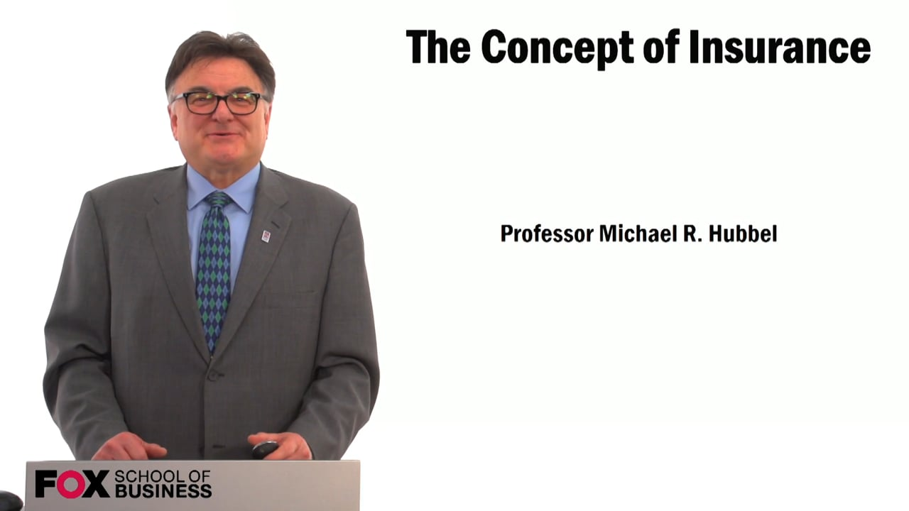 59473The Concept of Insurance