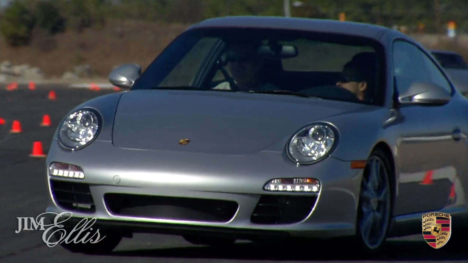 Porsche Sport Test Drive (2010) Lensed and edited by Jose A. Acosta for Lean Inc. and Jim Ellis.