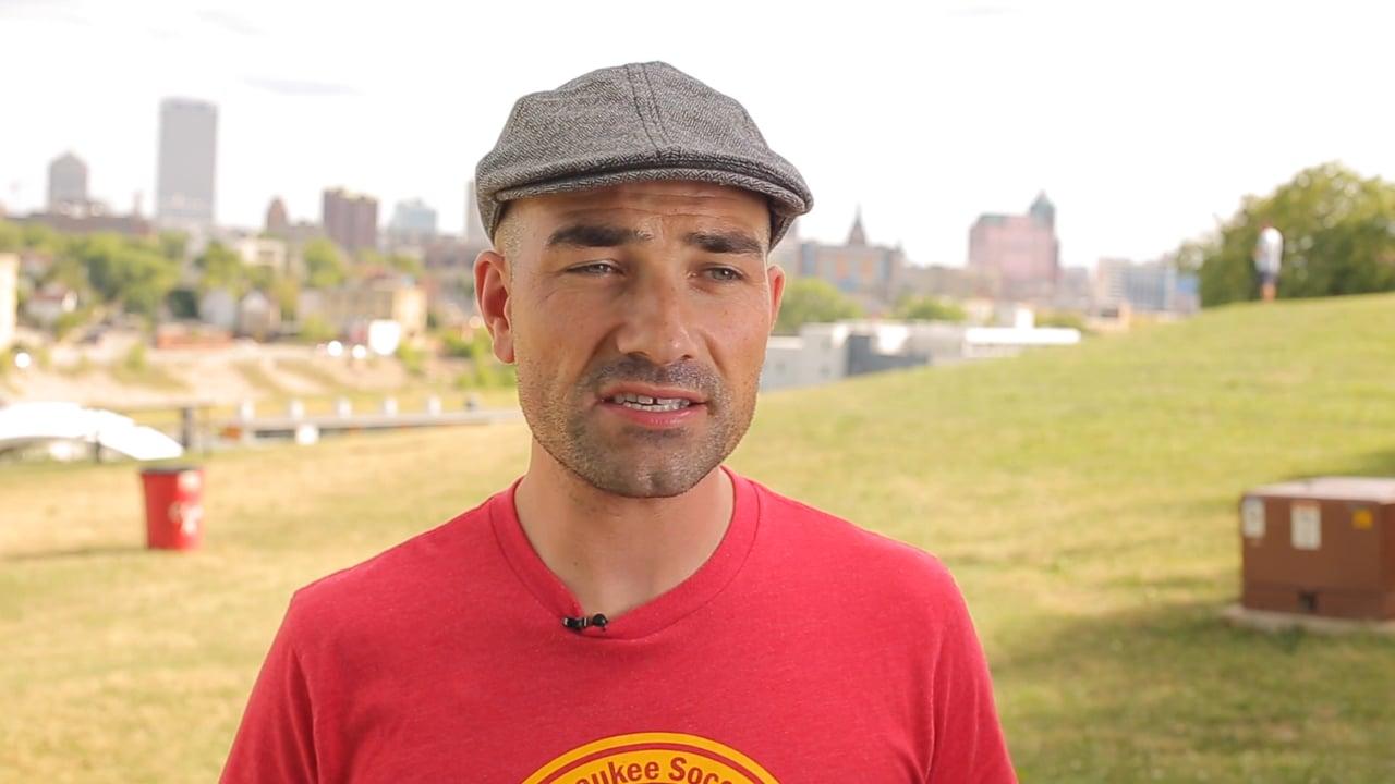 Milwaukee Soccer Development Group's James Moran