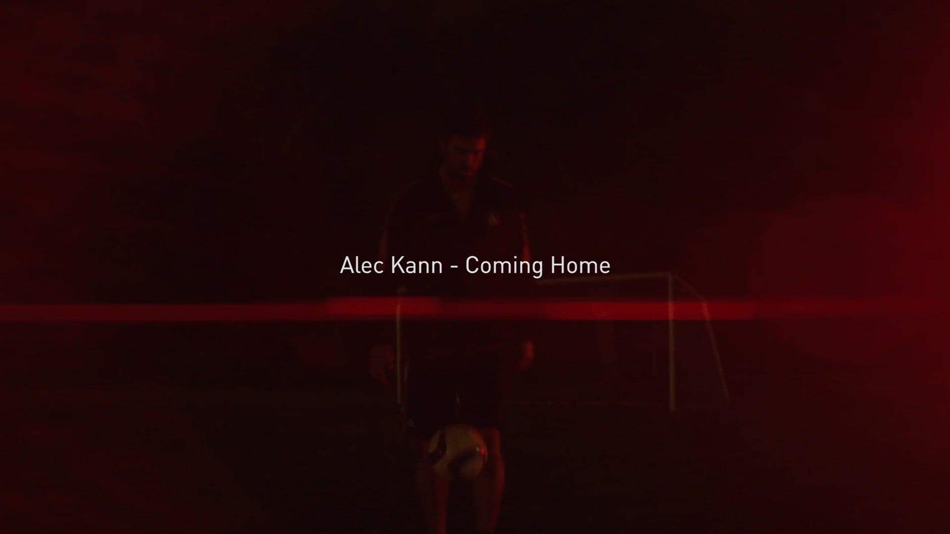 Alec Kann - Coming Home (Music Licensed)