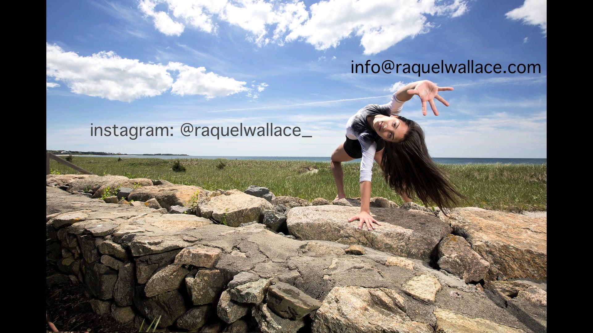 Raquel Wallace Dance Reel 2016