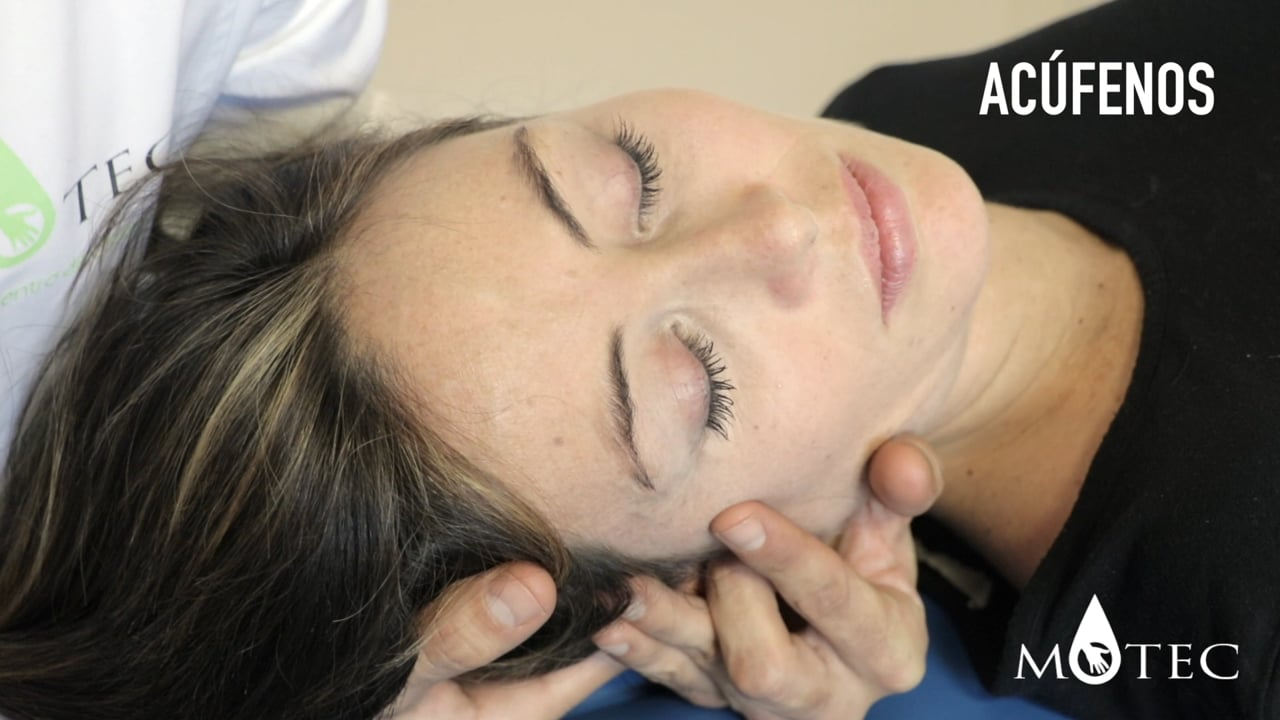 Osteopatía acúfenos y tinnitus