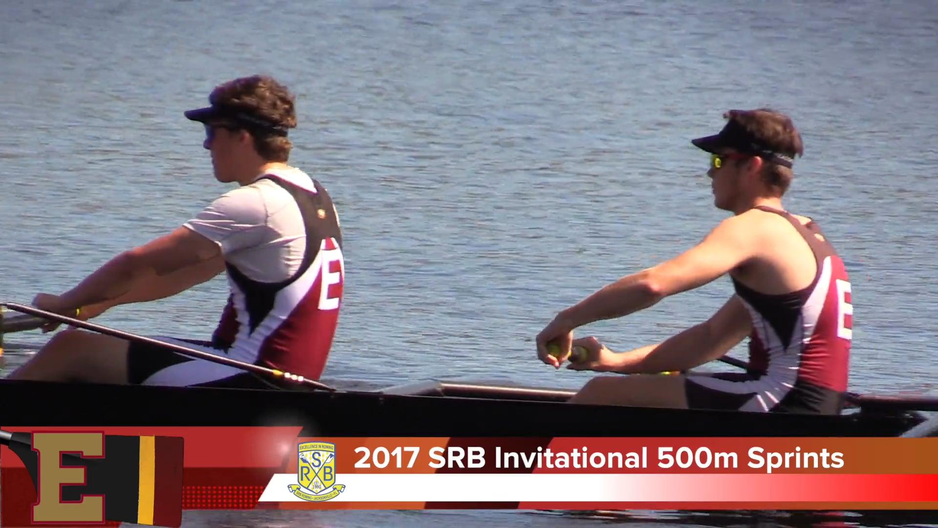 SRB Invitational 500m Sprints