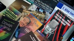 Książki o realizacji dźwięku i nie tylko