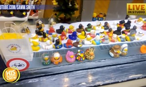 Store Only Sells Rubber Ducks