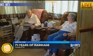 Local Couple Celebrates 71 Years of Marriage