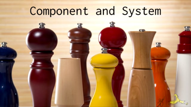 26. Component and System