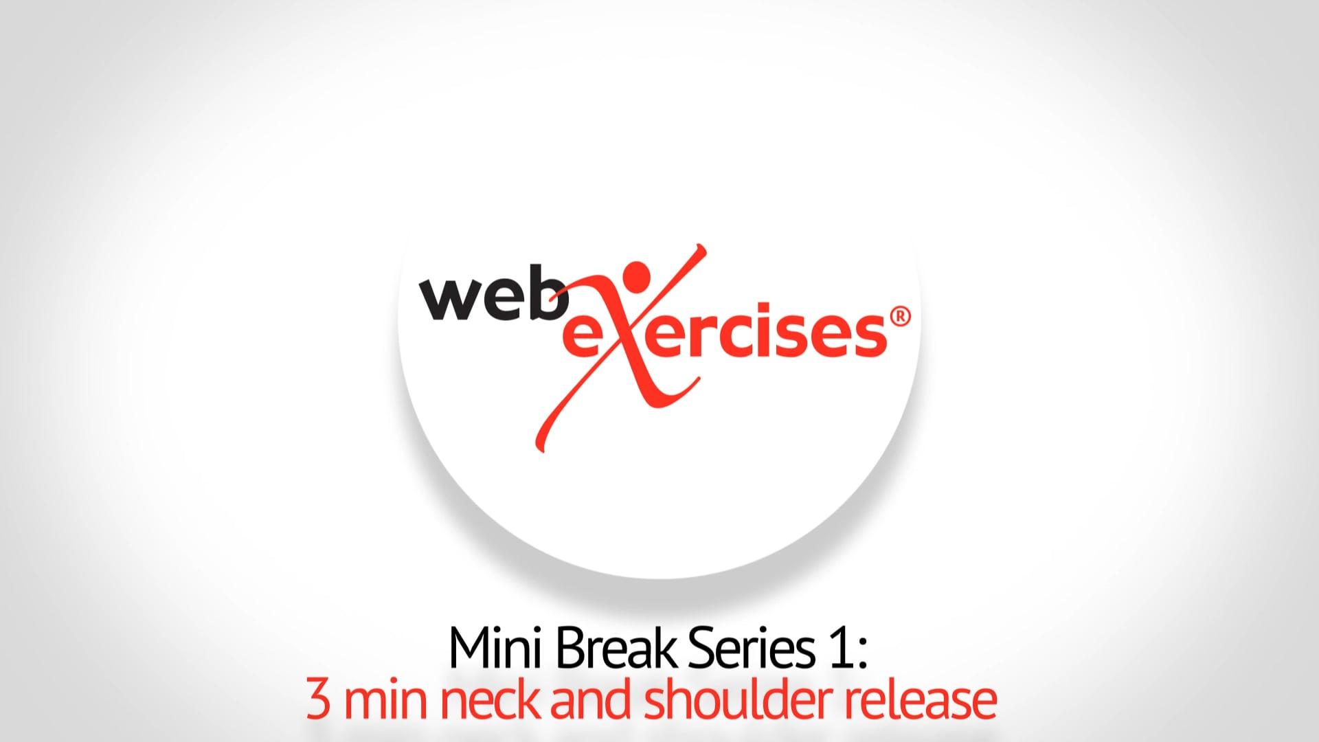 3 Minute Mini Break Desk Stretches