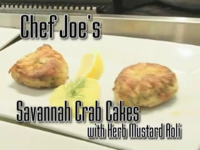 Chef Joe's Savannah Crabcakes
