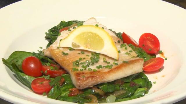 Grillin & Chillin Salty Pelican Fish Salad