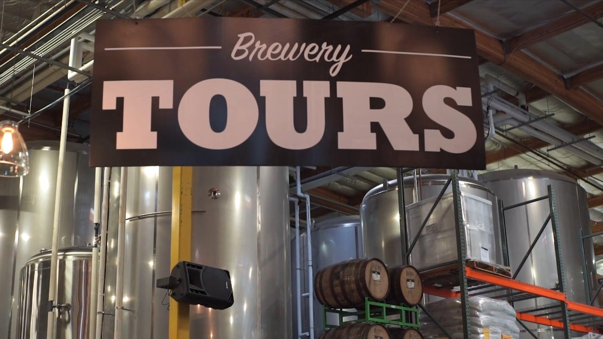 San Diego Brewery Tours Promo