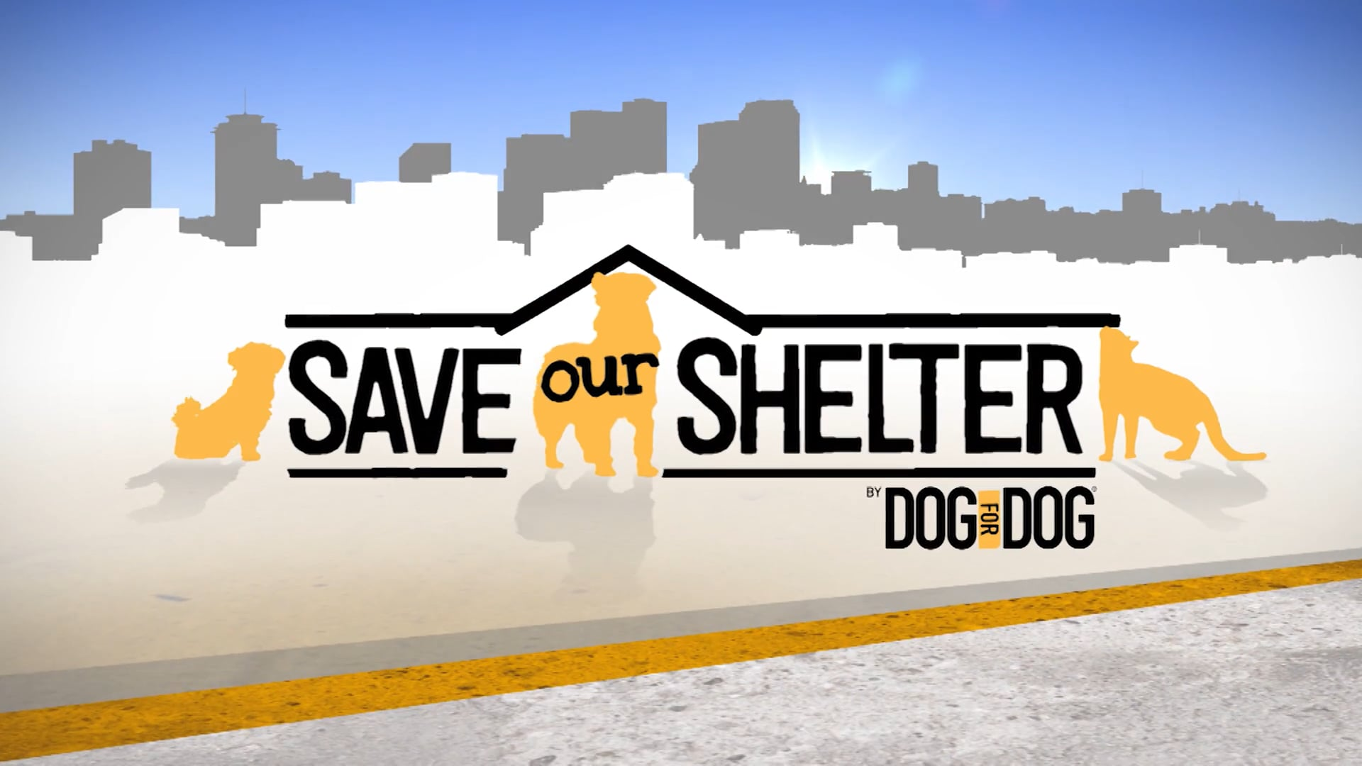 Save Our Shelter - The CW