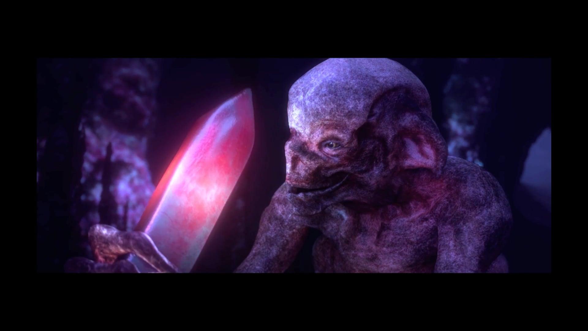 Chirality - CGI 3D Animated Short Sci-Fi Film (Music and Sound Design by Aija Alsina)