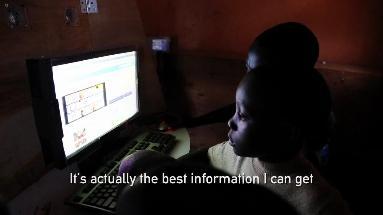 Designing computer literacy in Uganda
