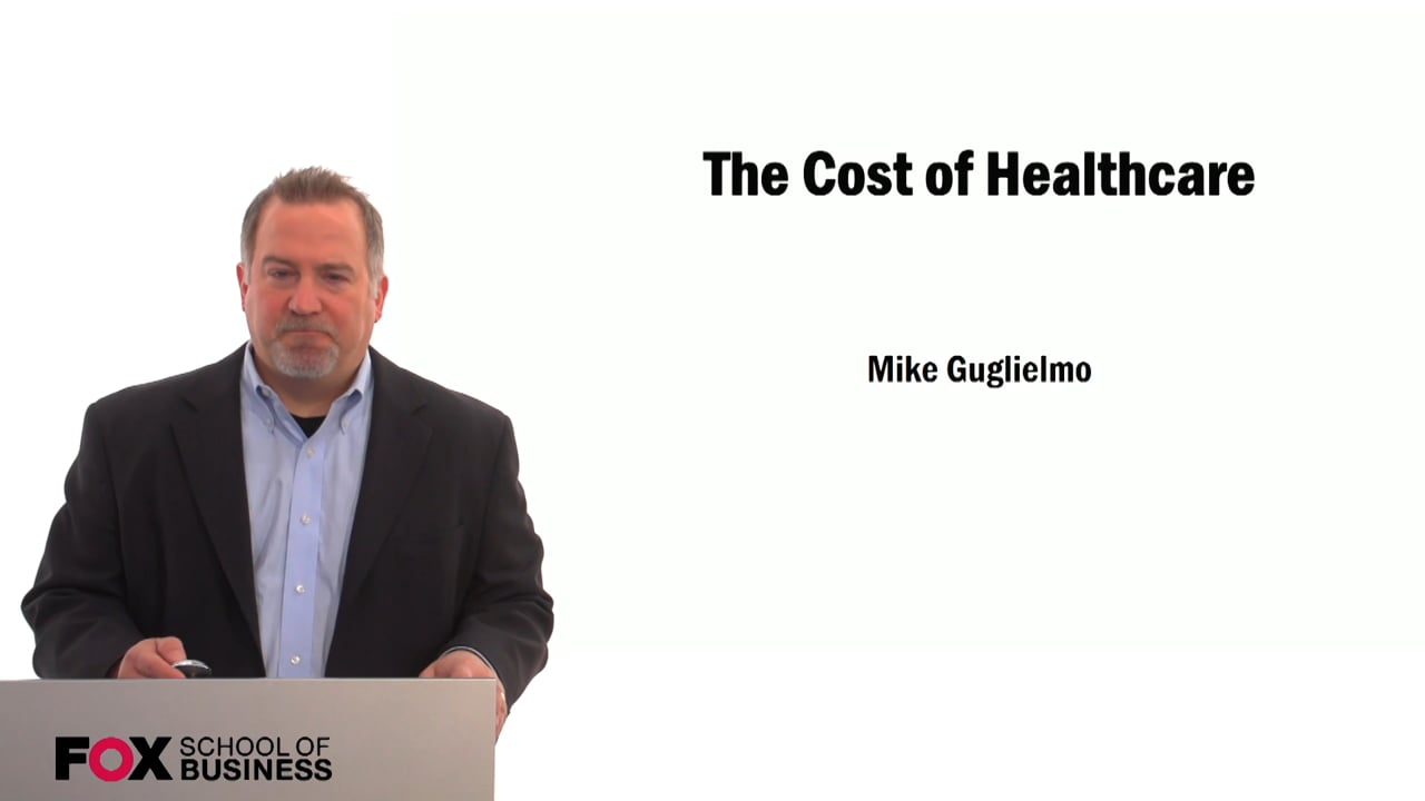 59545The Cost of Healthcare