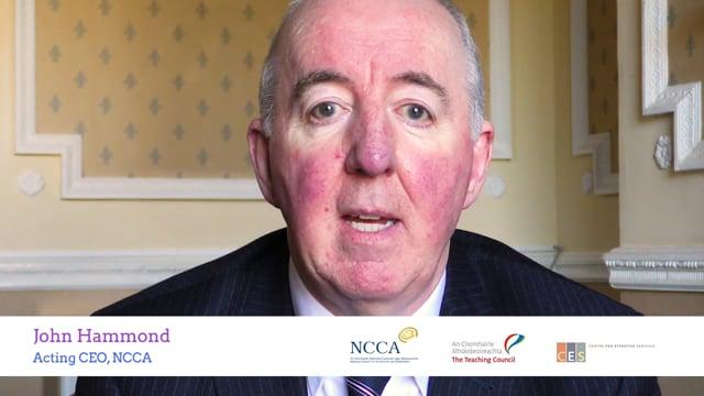 John Hammond, Acting CEO, NCCA