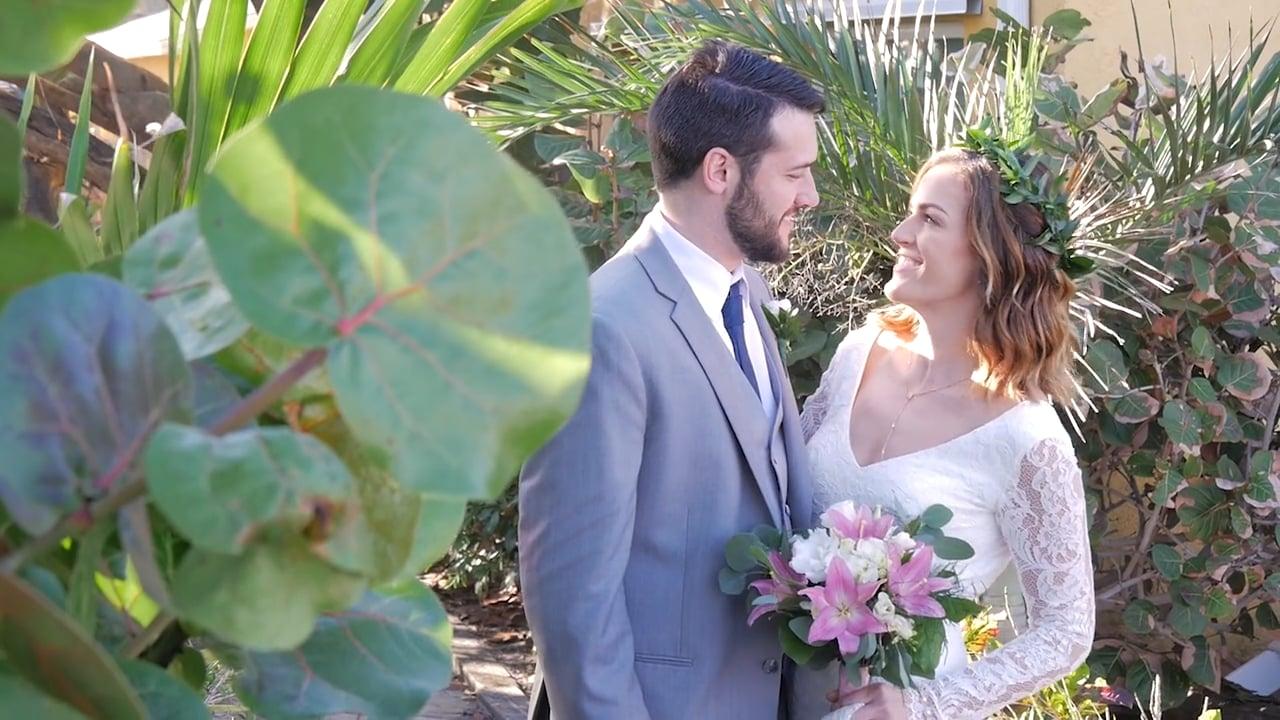 Adam and Brittany Wedding Highlight